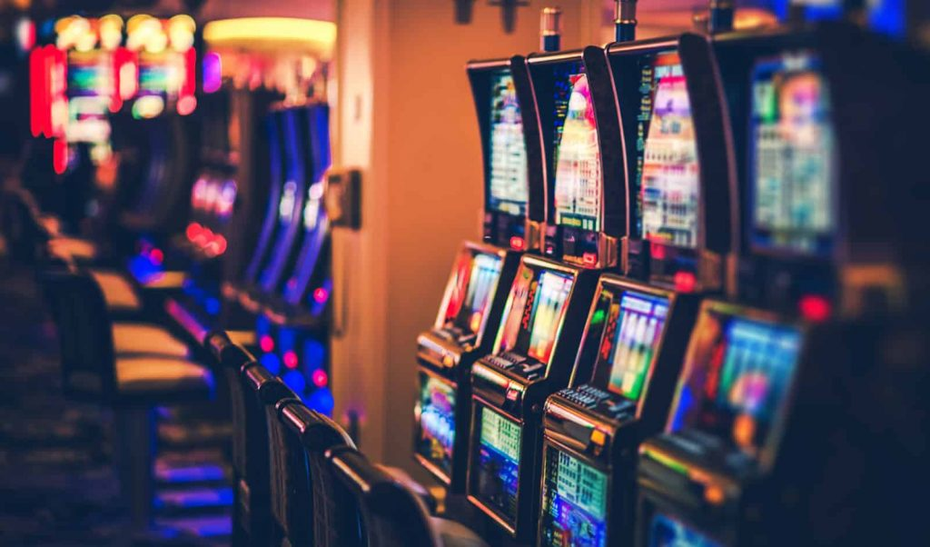 Online gaming and slots